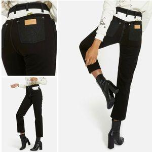 Wrangler x Peter Max Straight Leg Jeans